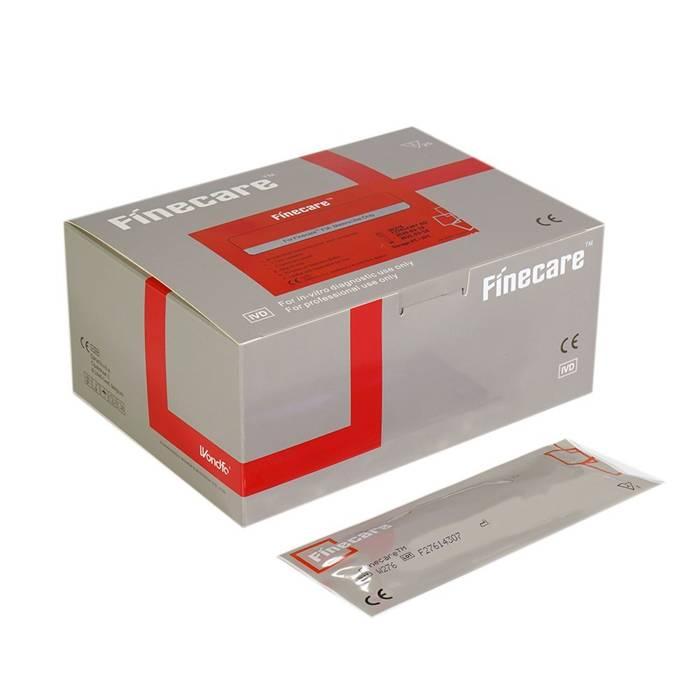 Progesterone FINECARE™ 25 szt. - FIA METER - szybki ilościowy test immunofluorescencyjny
