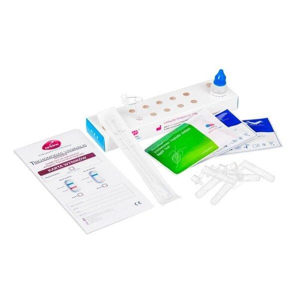 TRICHOMONAS (20 testów) - szybki test do wykrywania antygenu Trichomonas Vaginalis